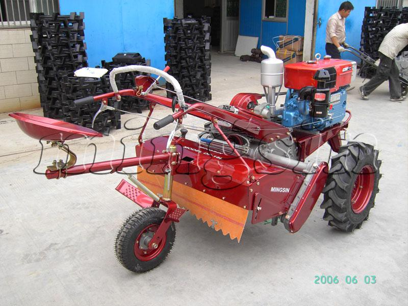 18hp and 20hp walking tractor, Two wheel tractor, DF type, model MX181 4
