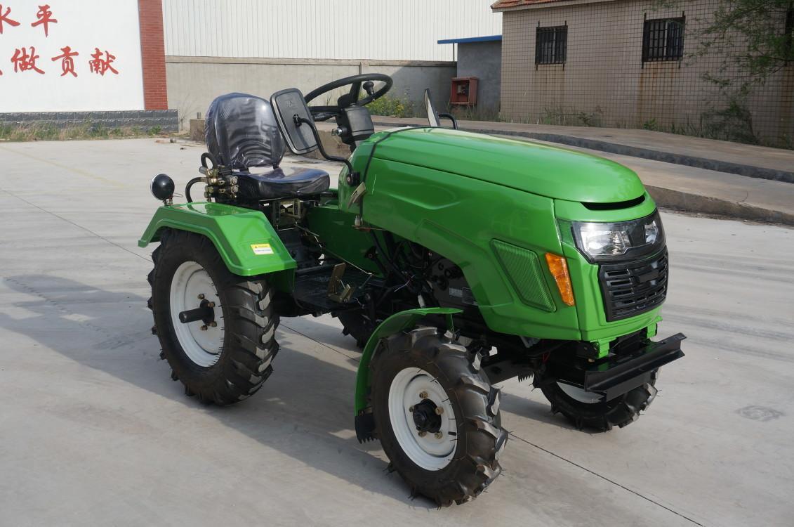Small tractor, 12hp farm tractor and mini tractor, model MS150