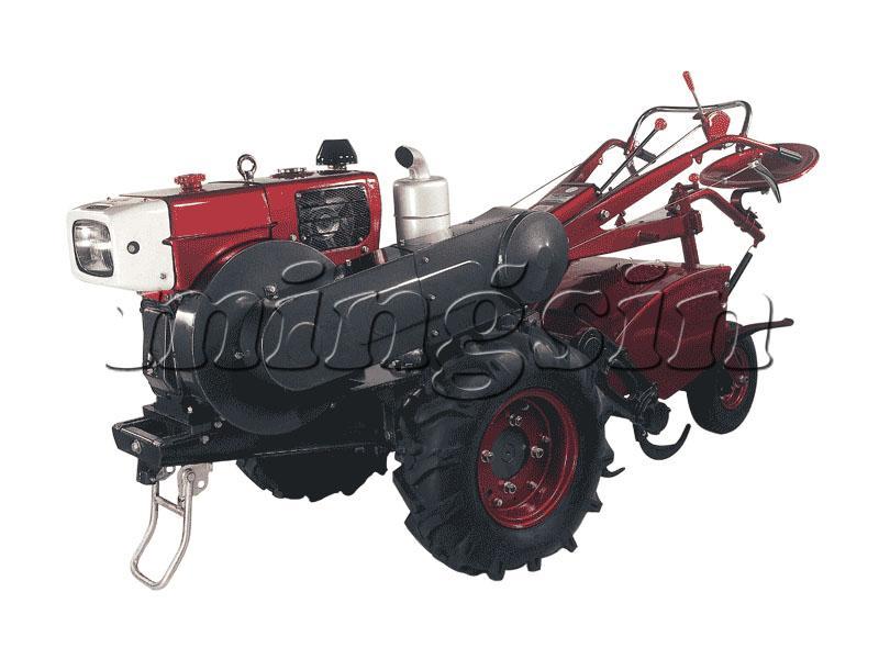 Power tiller, GN walking tractor, 12hp tractor, model GN121