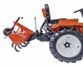 Mini tractor, 12hp farm tractor, model