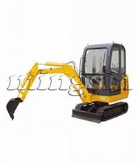 CT15-7B mini excavator
