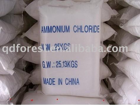 ammonium chloride industry grade 1