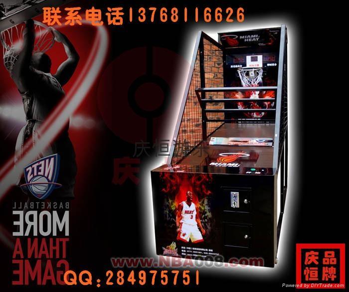 广东篮球机 1