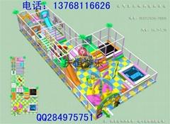 桂林淘气堡儿童乐园设备