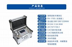 日村水總管RX-2800水管清洗機