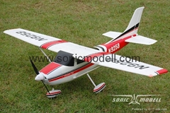 Cessna182 SkyLane Max. EPO 6CH 2.4GHz Radio Remote Control Electric RC Airplane