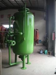碳鋼多介質過濾器