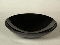 black ceramic glass