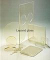 x-ray lead  glass