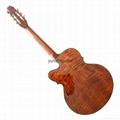 Violin style jazz guitar 2