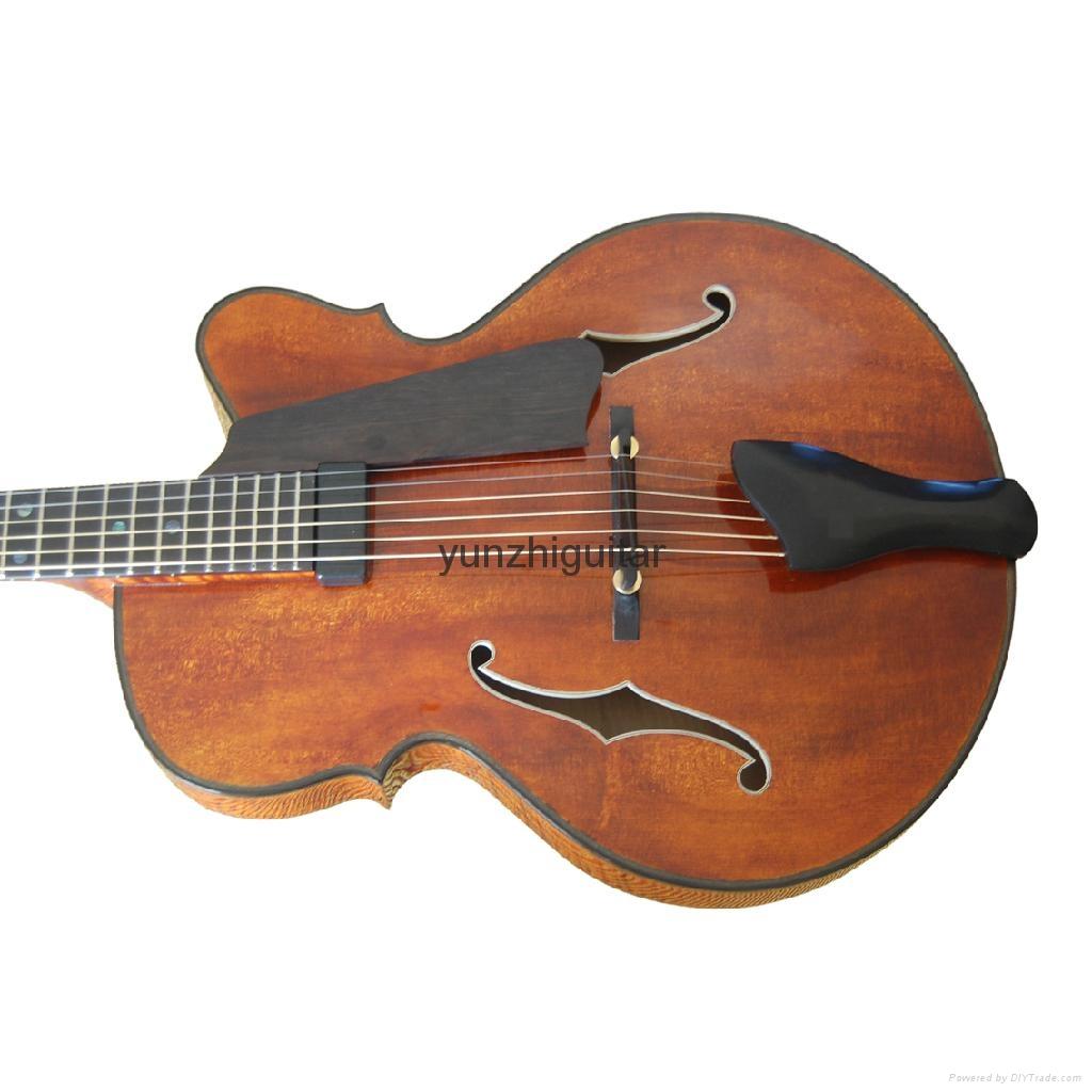 Violin style jazz guitar 3