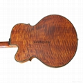 Violin style jazz guitar 4