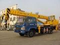 河南新工集團8噸上牌吊車