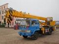 10噸唐駿吊車