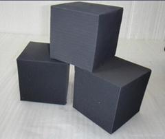通丰蜂窝活性炭 方块活性炭 净水净气活性炭 废气净化处理活性炭