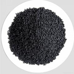 通丰直销活性炭 柱状活性炭 典值400柱状颗粒活性炭 吸附塔填料