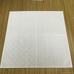 通丰直销pp聚丙烯多孔板 喷淋塔填料 塑料格栅板多孔板品质优良