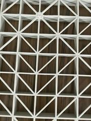 通丰直销pp塑料格栅板 喷淋塔喷淋塔用pp网格板塑料板 品质优良