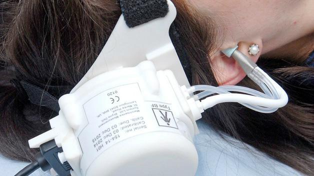 英國CCFP腦和內耳液體壓力分析儀 2