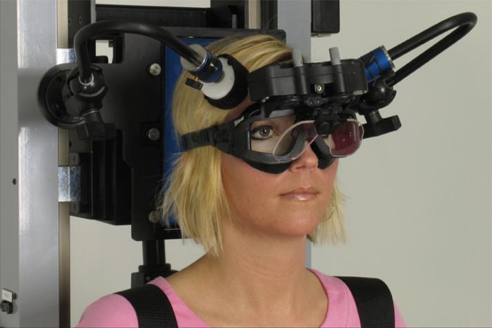美國Neuro4D眼震電圖儀 1