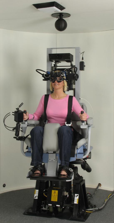 美國Neuro4D眼震電圖儀 2