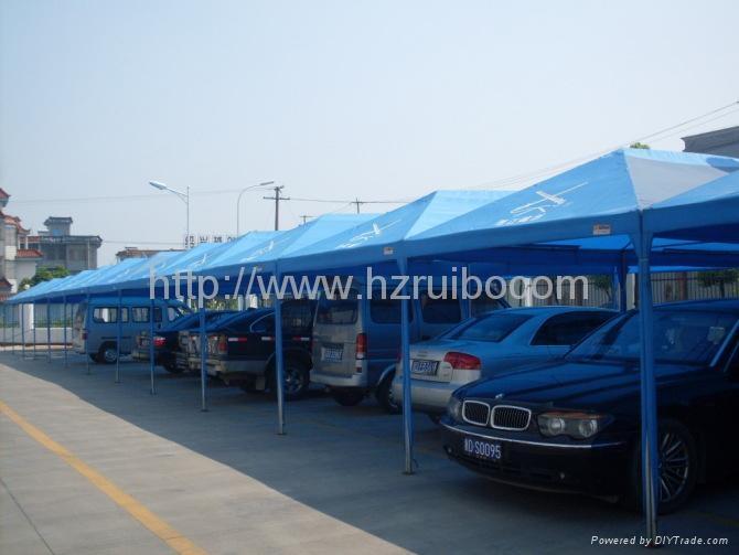 停車篷  交通篷 1