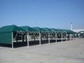 停車篷  交通篷 3