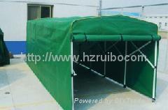 停車篷  交通篷 4