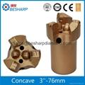 PDC drill bit from Besharp Diamond Products Co.,LTD.