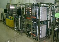 1吨医药纯化水设备