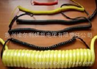 聚氨酯护套螺旋电缆