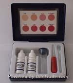 二氧化氯测试盒