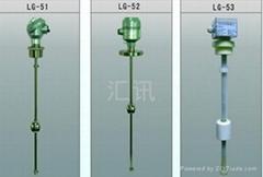 浮球連續式液位指示計