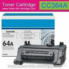 HP CC364A/ HP 364A/ HP 64A Laser Toner Cartridges