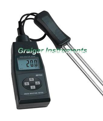 Grain Moisture Meter MD7822 1