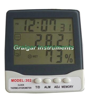 Thermo-Hygrometer GR-302 1