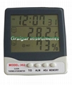Thermo-Hygrometer GR-302
