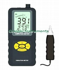 Vibration Meter AR63B (Detached probe type)
