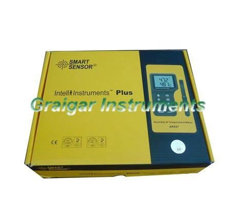 Humidity and Temperature Meter AR847  4