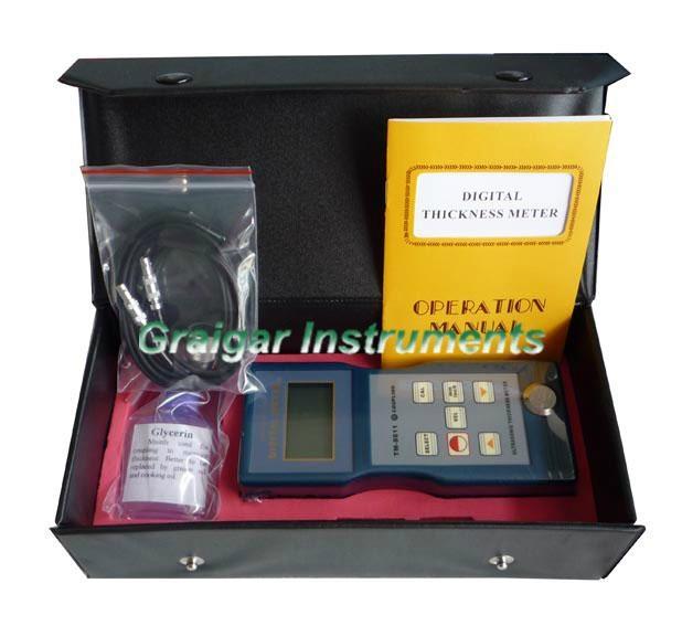 Ultrasonic Thickness Meter TM-8811 3