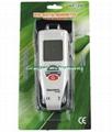 HT-1890 Digital Manometer Differential Air Pressure Meter Gauge