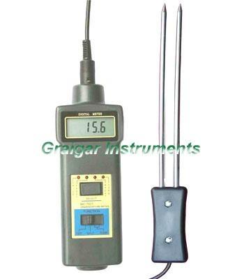 Grain Moisture Meter MC-7821 1