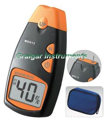 Wood Moisture Meter MD812 1