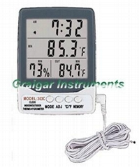 Thermo-Hygrometer GR-303C