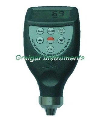 Ultrasonic Thickness Meter TM-8816 1