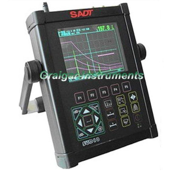 Portable Ultrasonic Flaw Detector SUD10  1