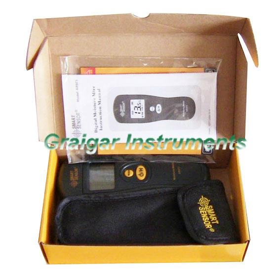 Wood Moisture Tester AR971 2