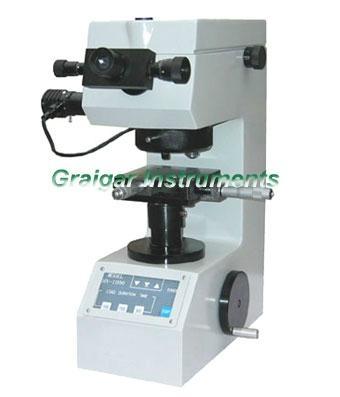 HV-1000 Microhardness Tester 1