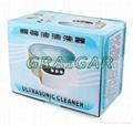 Free Shipping Household Glasses Jewelry Ultrasonic Cleaner DADI DA-963  2