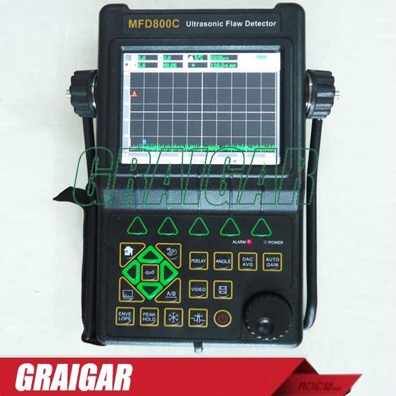MITECH MFD800C Ultrasonic Flaw Detector 1